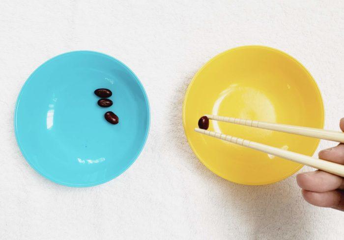 その持ち方大丈夫?今日から始める!箸トレの方法教えます。