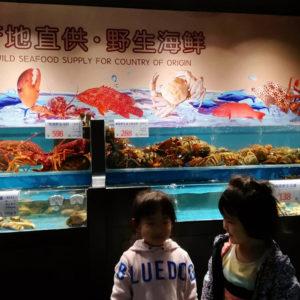 幼稚園クラスメイトの中国人一家を、日本食レストランに誘ってみた