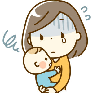 どうする?子育て中のママの体調不良!事前に備えておくべきリスト4