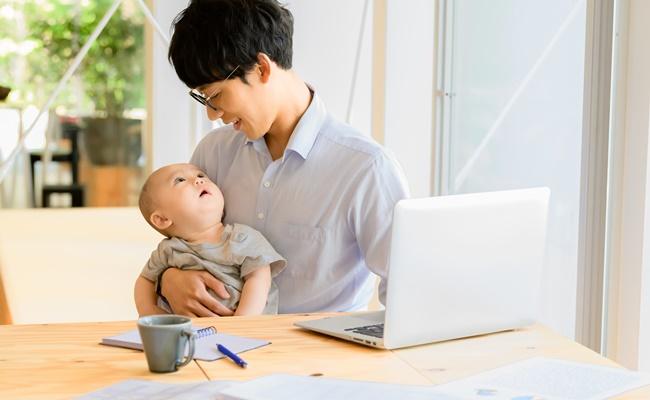 夫のリモートワークで生まれる新しい家族の関係とは?