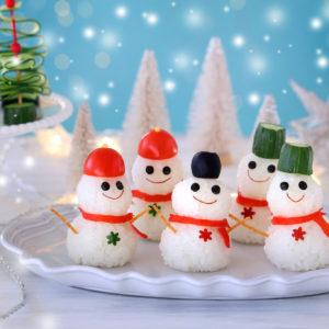 盛り付けだけで映える!子供が喜ぶクリスマス料理13選