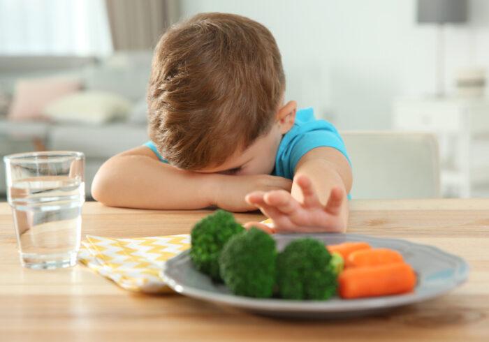 うちの子、給食を食べない…子供が給食が食べない時の対応法は?