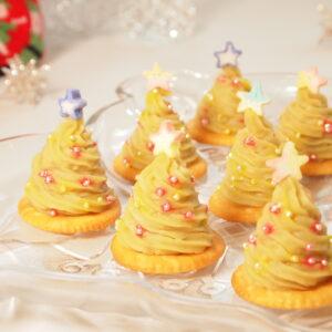 親子で楽しむクリスマス!飾っても可愛く食べても美味しいクリスマスレシピ