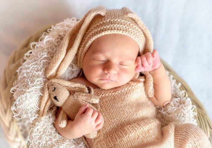 赤ちゃんに知的障害がある場合、顔つきにはどんな特徴がある?