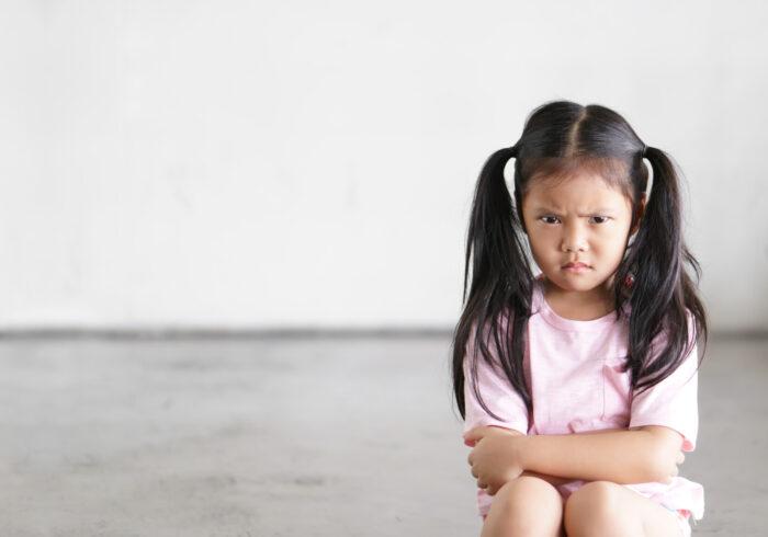 のんびり気長が鍵!神経質な子供との向き合い方とは?