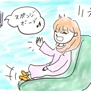 「ズボンはしかく!」とノリノリで歌ってしまう、アニメ『スポンジ・ボブ』のハイテンションな海底都市の世界【テレビはおともだち】