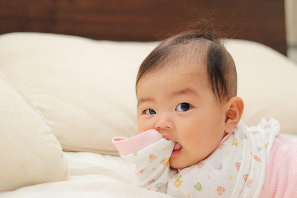 赤ちゃんに対して暖房を使用するにあたっての注意点