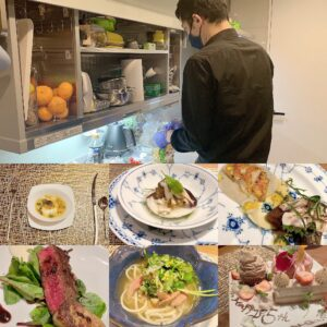 出張シェフでお祝い料理がランクアップ!【EICOママのらくやせメソッド・13】