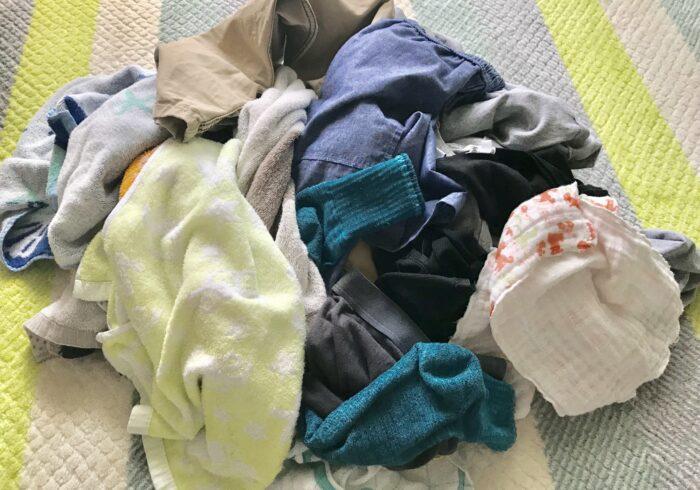 洗濯の仕分けが面倒なら家族に任せよう!任せる際のポイントも解説