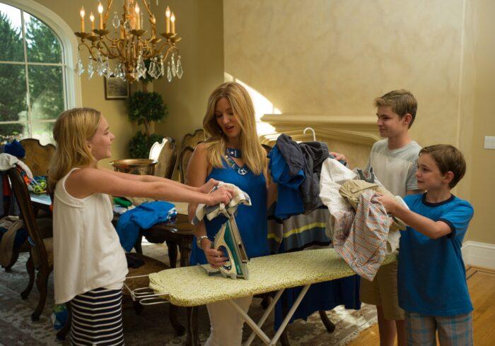 洗濯は家族と協力して時短しよう!洗濯が楽になる時短術を紹介
