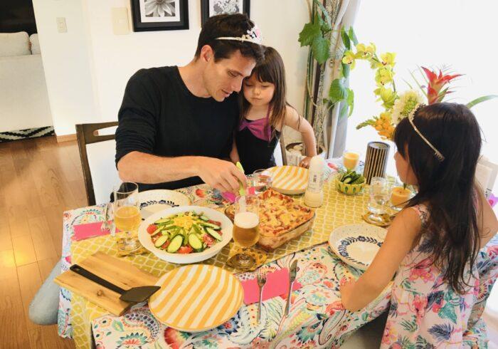 アメリカ人パパが考える子供の食生活