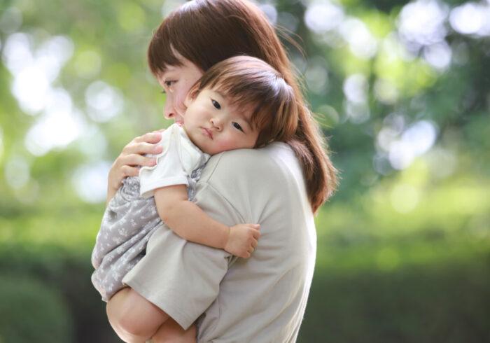 ママは心に余裕を。赤ちゃんの「黄昏泣き」対策