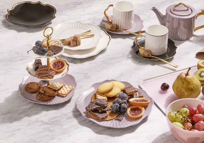 おうちカフェをもっと可愛く フランフランの春のテーブルウェア