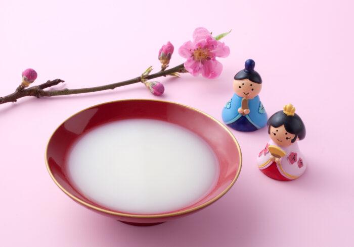 ひな祭りは何を食べよう♪ 伝統的な食べ物や由来をご紹介