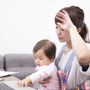 ワンオペ育児と仕事の両立「もう疲れた…」を乗り切る4つのポイント