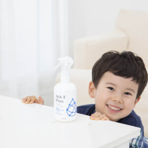 新年度の今こそ始めたい!子ども用品に安心の新しい除菌剤とは?