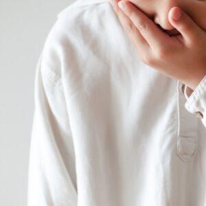 子供の咳は花粉症が原因?風邪との見分け方や受診時のポイント