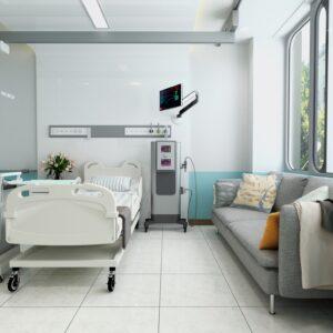 子供が病気で入院する頻度って?もし入院したときの費用まで解説