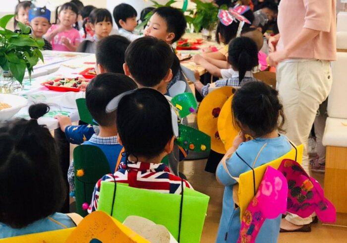 第39回 幼稚園のテーマ学習に驚いた