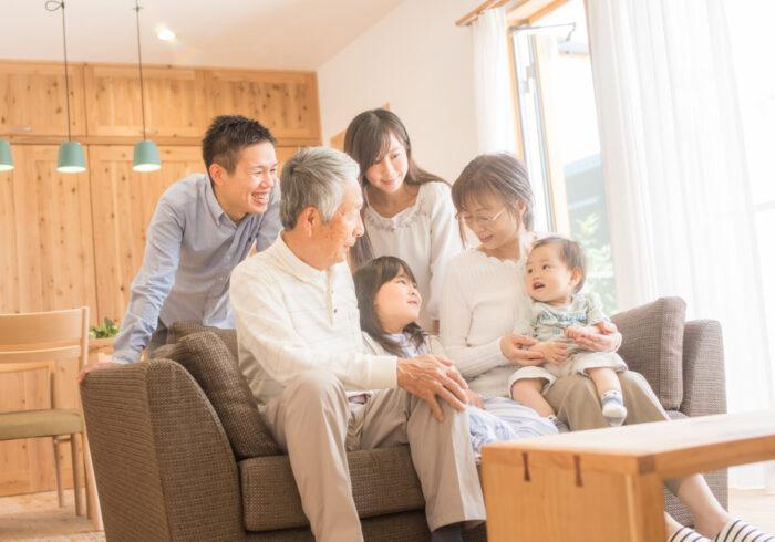 孫が可愛くてたまらない! そんなおじいちゃん、おばあちゃんにできること。