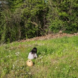 たんぽぽ染めと春の一日【親子ではじめるエシカル暮らし・30】