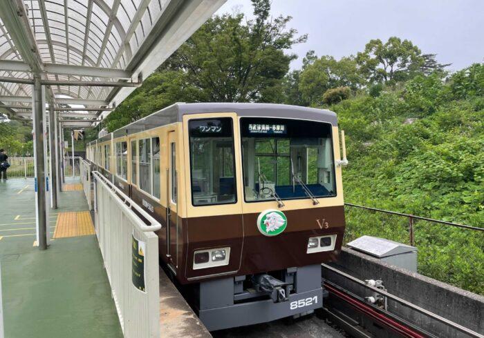西武山口線に西武園ゆうえんちラッピング電車が登場!