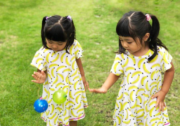 4歳児女の子の発達特徴とは?心身共に良い影響を与える遊びをご紹介