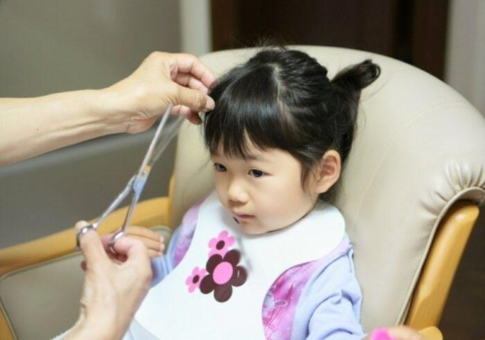 3歳児の散髪ってどうしたら上手くいくの?嫌がる理由と対処法を紹介