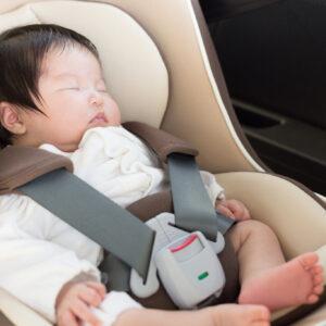 車内は赤ちゃんにとって危険がいっぱい! 熱中症や車内放置が起きないための対策をしよう