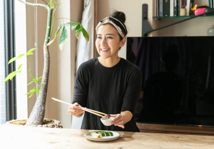 「フードロス問題」を、わが家のキッチンから。料理家・川上ミホさんと考えるサステイナブルな暮らしって?