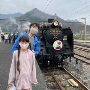 <span>親子で鉄分補給♪</span> 特急! SL! 新幹線! 全部乗っちゃおう!〜SL編〜