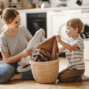 手間を減らし、時間とお金を節約する家事のコツ