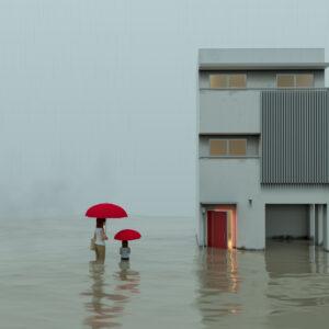小さなお子さんがいる家庭向け防災ガイド「大雨から身を守る」前編