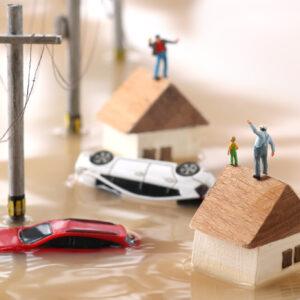 小さなお子さんがいる家庭向け防災ガイド「大雨から身を守る」後編