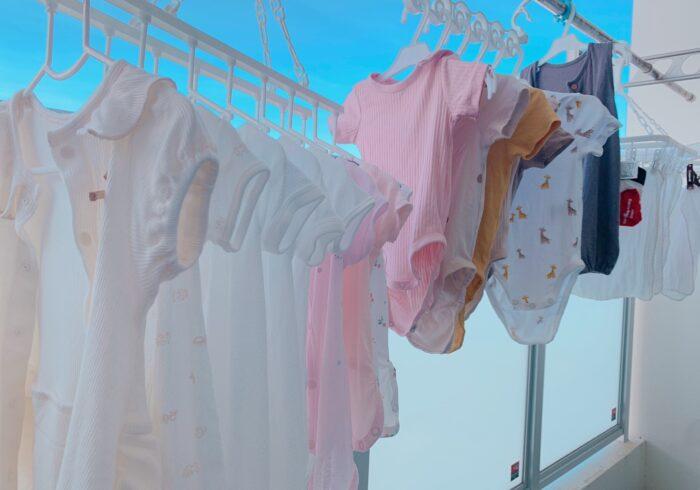 家族の洗濯物が多いママ必見、節約できる洗濯方法おすすめ3つを紹介