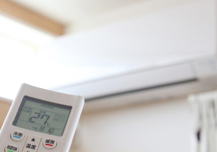 エアコンは使い方で電気代節約に?設定温度より体感温度を意識しよう