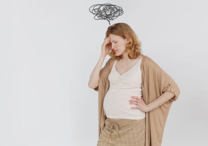 妊娠中のストレスは危険!お腹の子供が発達障害を引き起こしやすい?