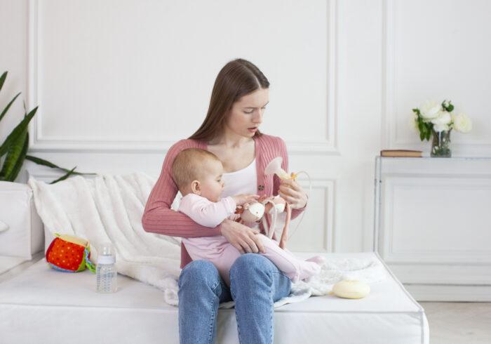 母乳出ない・・・原因は赤ちゃんかも?母乳が出る仕組みと出ない原因