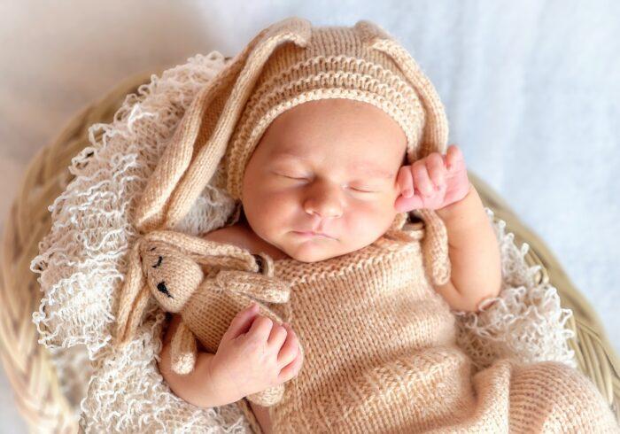 新生児の寝かせ方をご紹介!寝てくれない原因を理解しよう