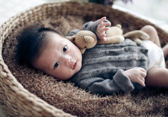 赤ちゃんがミルクでむせる原因をご紹介!むせた時の適切な対処法3選