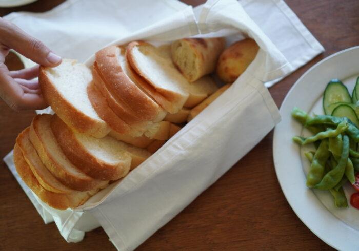 パンはパンバッグでお買い物【親子ではじめるエシカル暮らし・34】