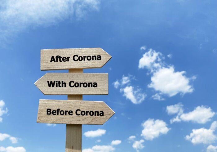 コロナとの共生/新生活の必需品